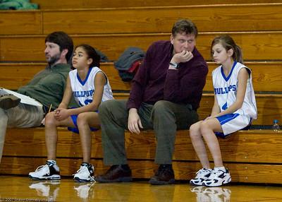 Montesano Junior High vs. Chehalis Junior High, ladies - 7th grade, December 18, 2007