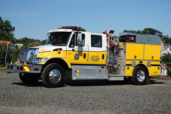 Atlantic Highlands Fire Department Station 85-1