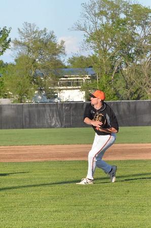 GC Baseball 5/5/17 vs Spalding