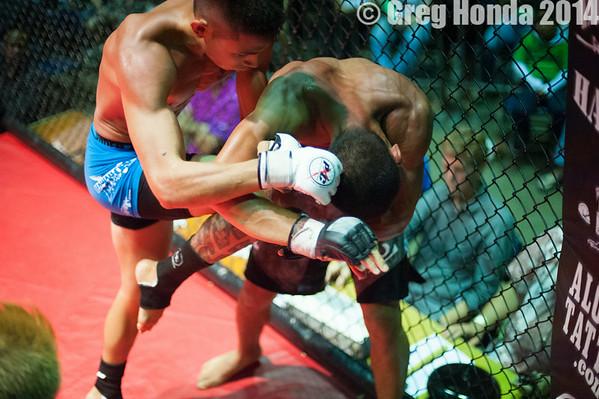 Martin Day vs Shiloh Umi-Torres