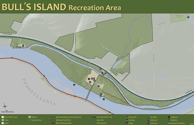 Bull's Island Recreation Area