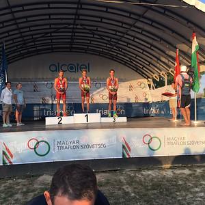 U23 EM Triathlon Velence (HUN)