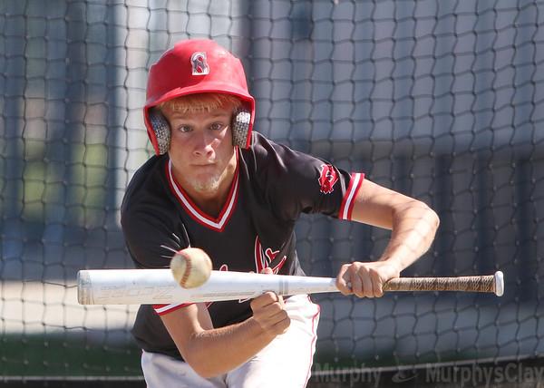 SN Baseball vs Caston - Sectional 2018