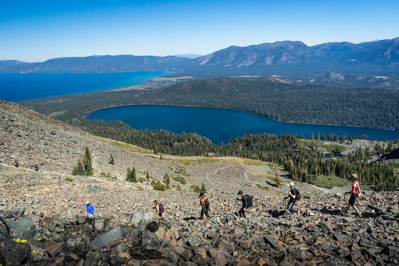 Mount Tallac, South Lake Tahoe