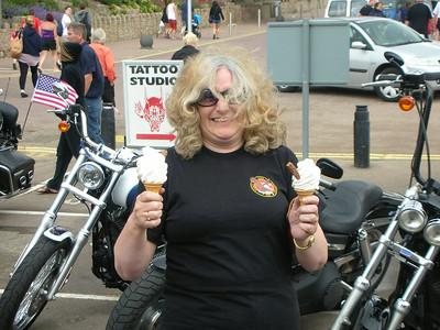 Helen Rollason Ice Cream Run 2012