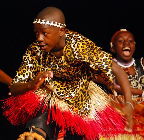 African Childrens Choir - KPIC