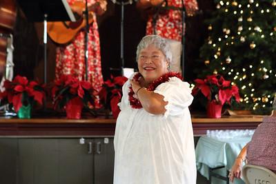 Christmas Tea at Hānaiakamalama 2011