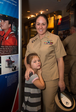 Navy Memorial - Chief Petty Officer Pinning Ceremony (Sept 16, 2014)