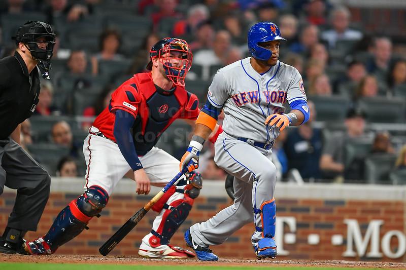 4/12/19 Atlanta Braves vs. New York Mets