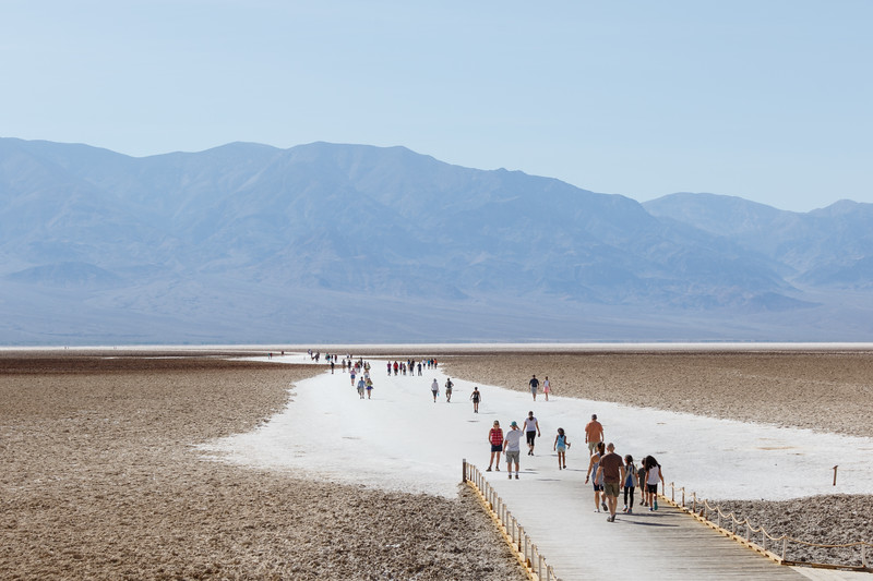 Badwater Road, Inyo County, California, United States (US)