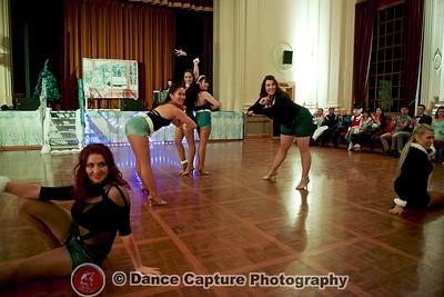Salsabor Bachata Ladies Shines team