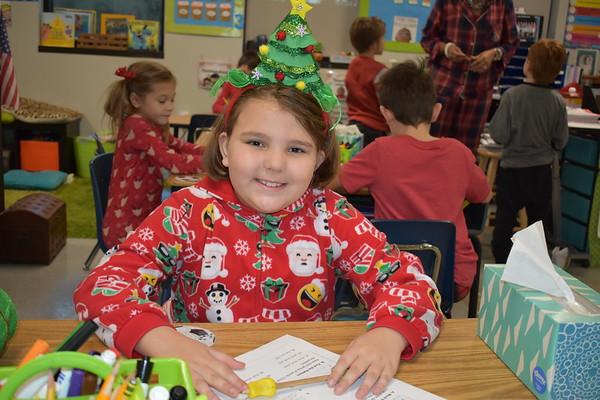 Second Grade Grinch Day