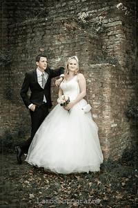 Huwelijk Bart & Stephanie