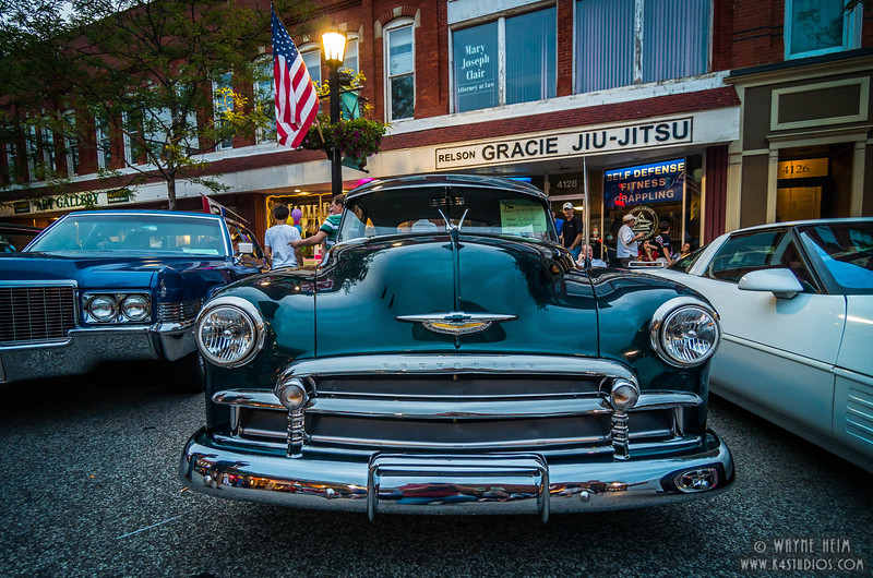 Old Chevy    Photography by Wayne Heim