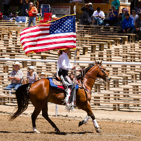 65th (2018) Annual Woodlake Lions Rodeo