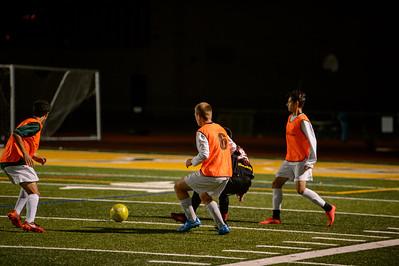 161122 LHS Men's Varsity Soccer Vs Logan