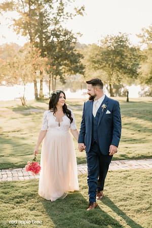 Isabelle + Eric Wedding