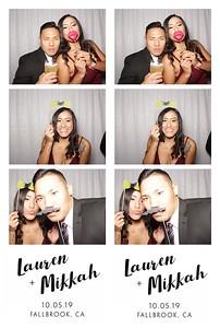 10.05.19 Lauren and Mikkah