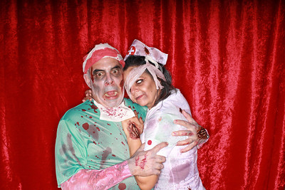 Liz and Carlos Halloween Party 2018