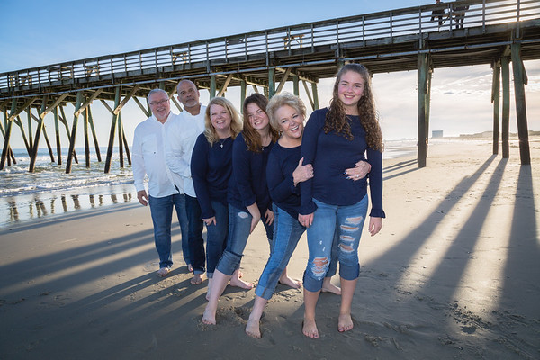 Sisco Family beach session