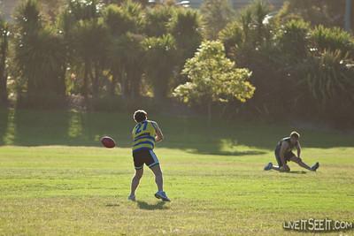 2011 SUANFC Pre-Season
