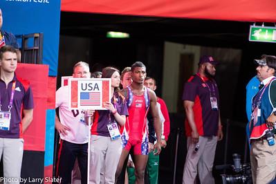 60kg Greco Roman Ellis Coleman