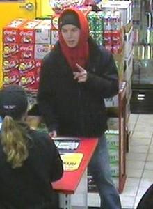 Scratch Ticket Thief December 2010