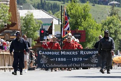 Miner's Parade 2018
