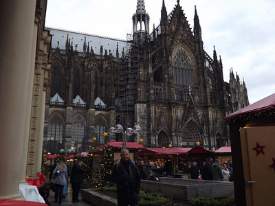Cologne, Germany - December, 2013