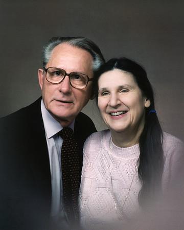 Marjorie & Norm Robertson
