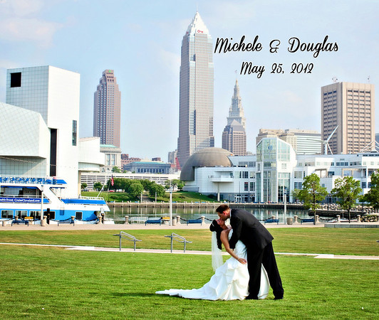 Michele & Douglas Wedding Album