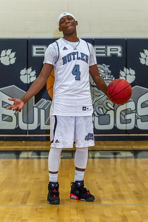 2014-15 Butler High School Basketball Team Photos