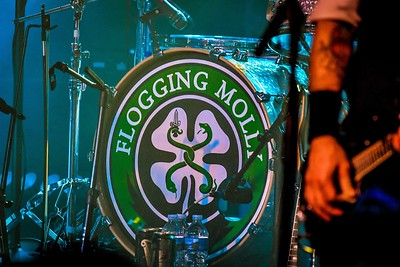 Tullamore DEW and Flogging Molly