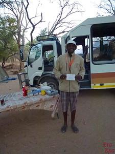 Review Wild Dog Safari 2 week tour Namibia: guide 2