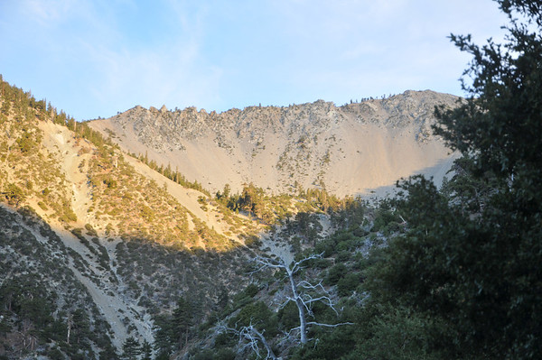 Mt. Baldy October 14, 2011