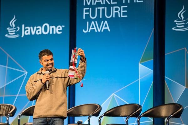 JavaOne Closing Keynote