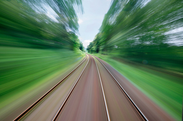 Trains and movement