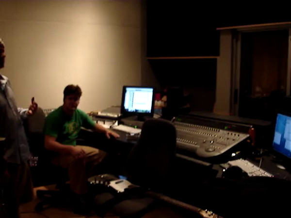 2005-11-15 High Tide in the Studio