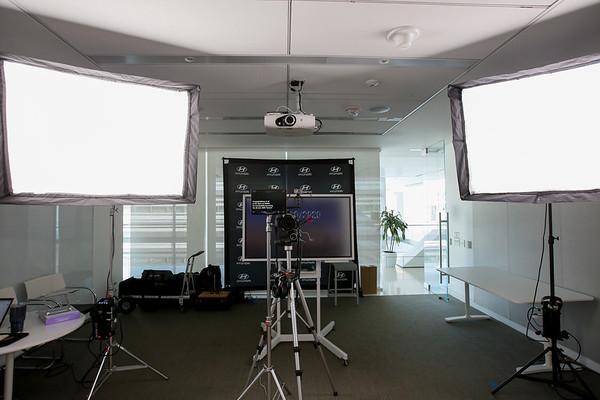 Hyundai Broadcast Studio