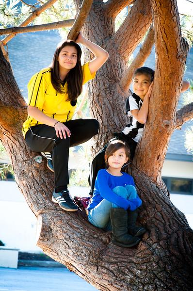 The Gutierrez Family - December '11
