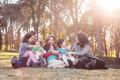 Carolina y familia