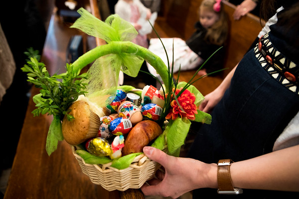 Blessing of Food April 13, 2017