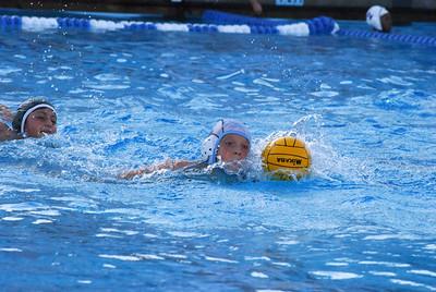 Junior Olympics 2008 - 10U Coed - Santa Barbara Water Polo Club vs Commerce 8/2/08. Final score 12 to 9. SBWPC. Photos by Allen Lorentzen.