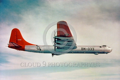 USAF Convair B-36 Peacekeeper Military Airplane Pictures