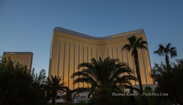 Mandalay Bay Las Vegas August 2015