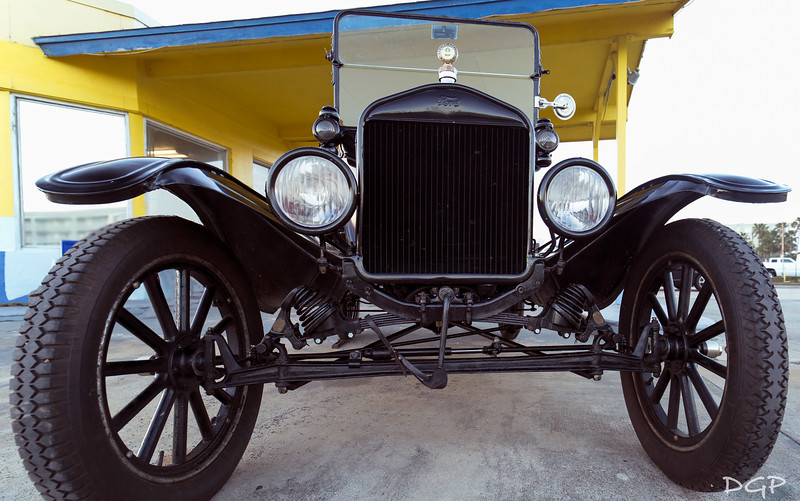 1919 Ford Model T
