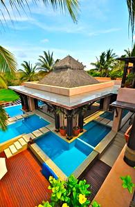 The spectacular Casa Siette in El Banco, Punta de Mita Nayarit, Mexico by Andres Barria Davison Photography