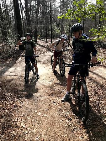 Winterim 2021: Mountain Bike Madness