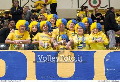 11ª #SuperLega «Azimut Modena - Diatec Trentino»