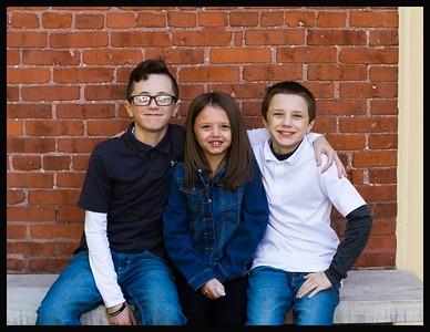 Kern Family 2018